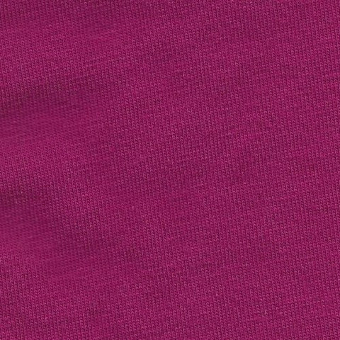 Magenta Cotton Lycra 10oz