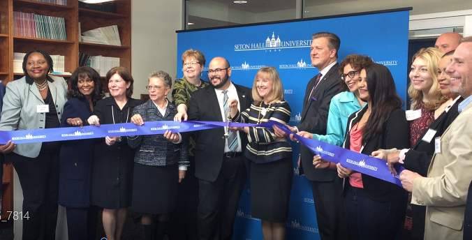 Ruggles^2 Recognized at SHU-NJSBDC Ribbon-Cutting