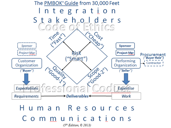 PMW-100: 3-Hour Webinar: Project Management from 30,000 Feet