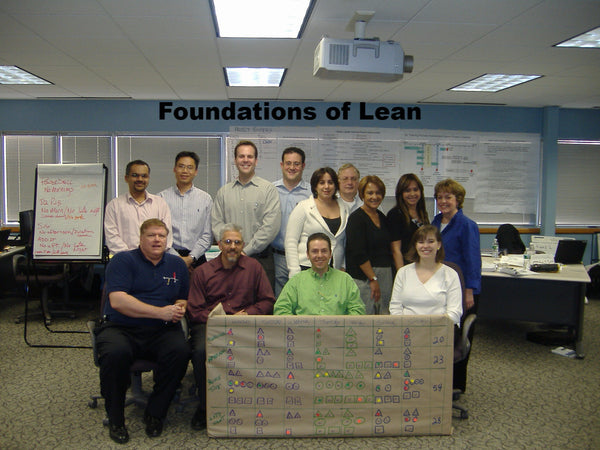 LEW-001: 1-Hour Free Sample Webinar: Foundations of Lean