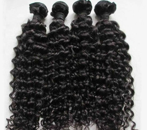 Deep Curly Clip Ins