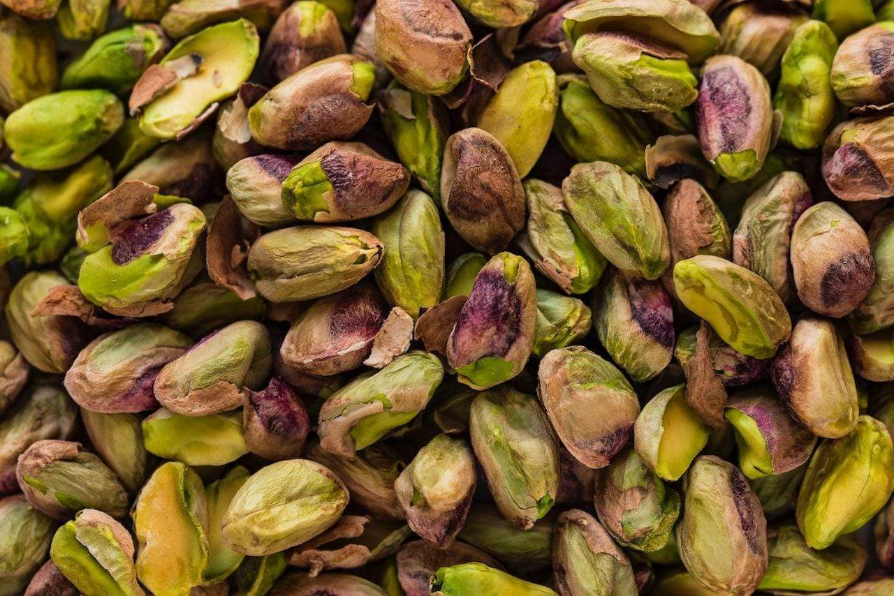 are.pistachios and almonds good on a keto diet