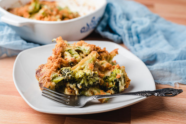 Paleo Broccoli and Cheese
