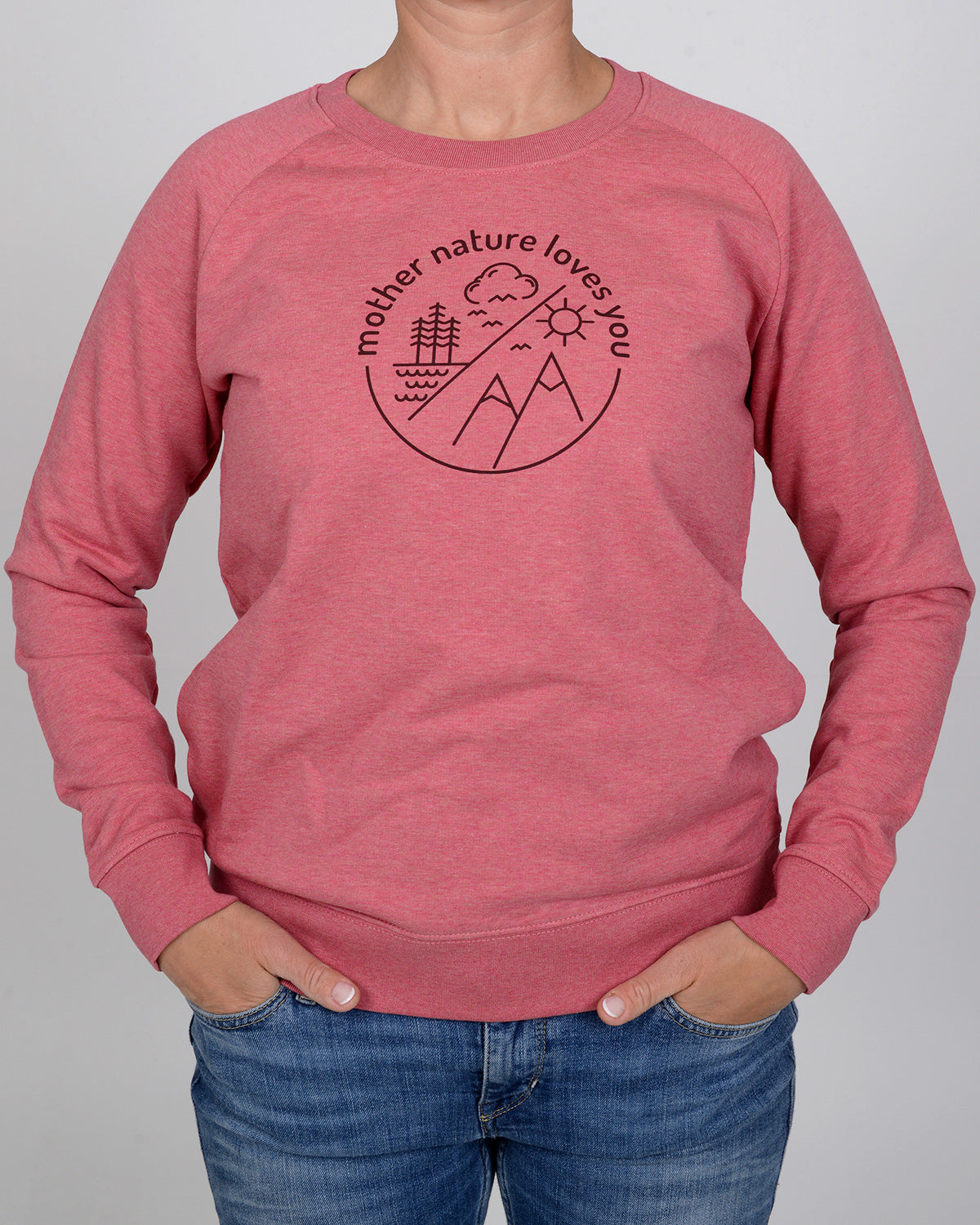 Mother Nature Women sweatshirt
