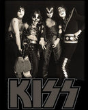 KISS Group '74 Men's T-Shirt
