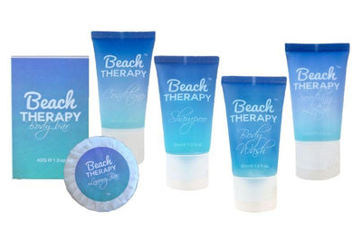 hotel toiletries kit Beach Therapy