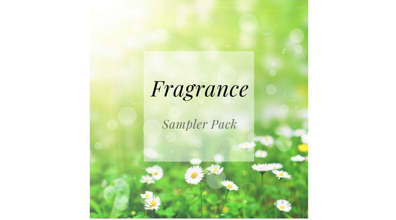 fragrance sampler pack
