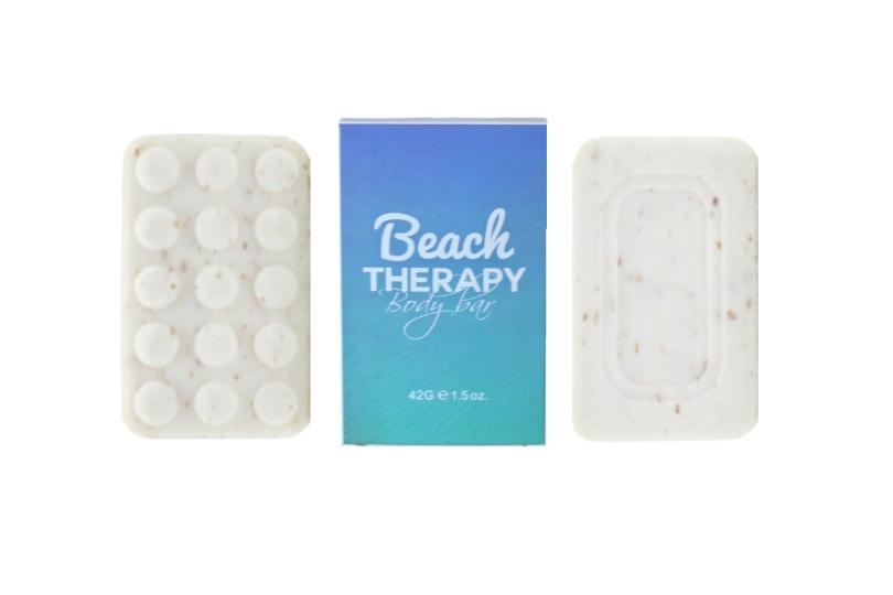 hotel soap bars beach therapy