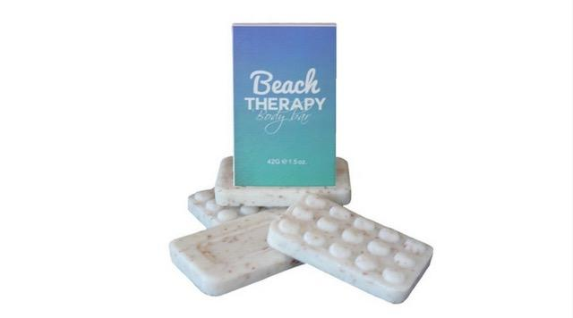 Beach Therapy ~ 100 pc Box Soap Kit ~ Shipping Included - Vacation Home Amenities