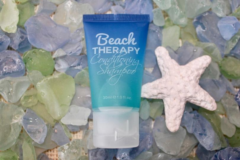 Beach Therapy bulk shampoo travel size