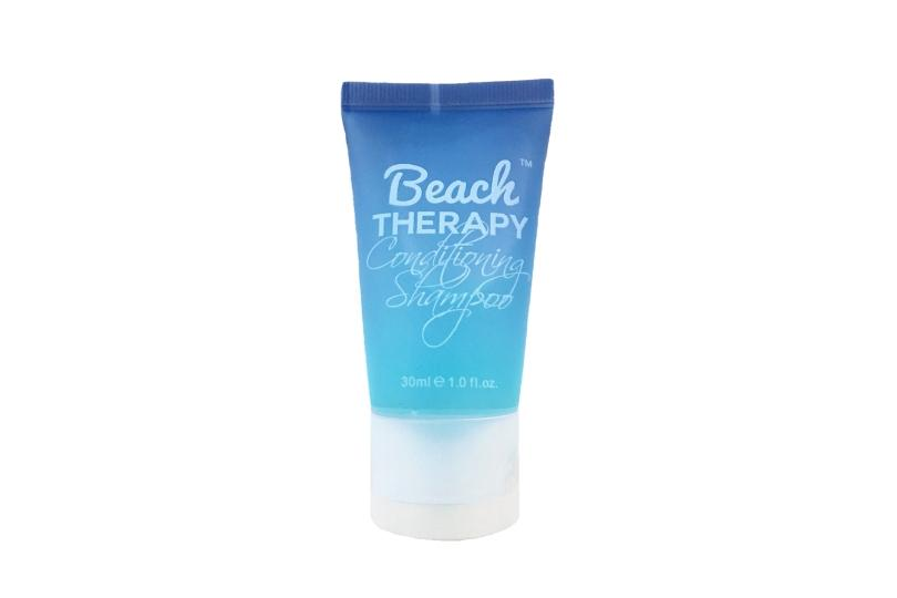 hotel shampoo Beach Therapy