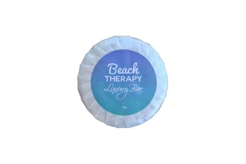 Beach Therapy ~ Wrapped Hand & Facial Soap 1.2oz - Vacation Home Amenities