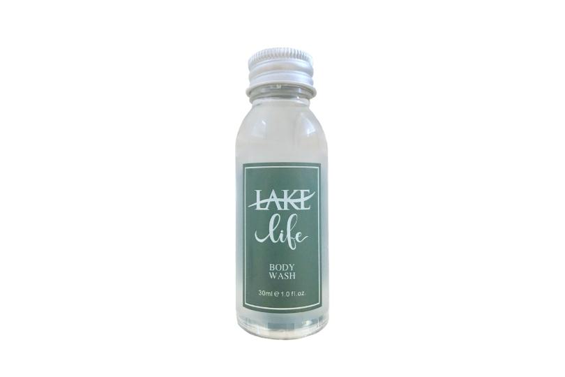 lake life travel size body wash