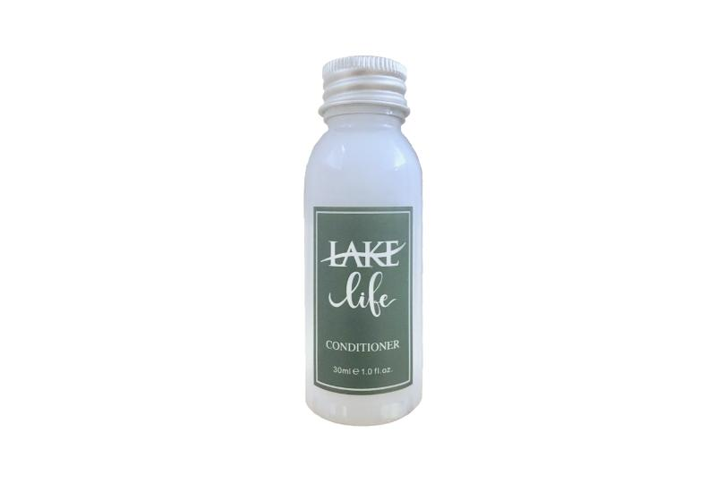 lake life travel size conditioner