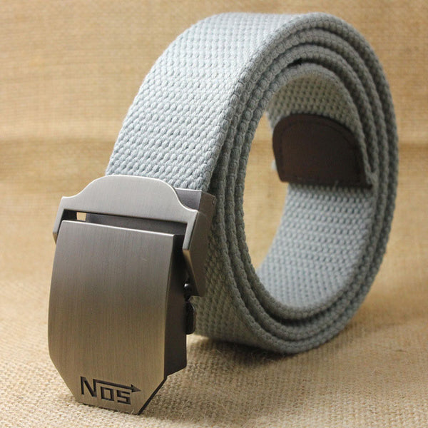 Perfect Fit Automatic Belt Canvas