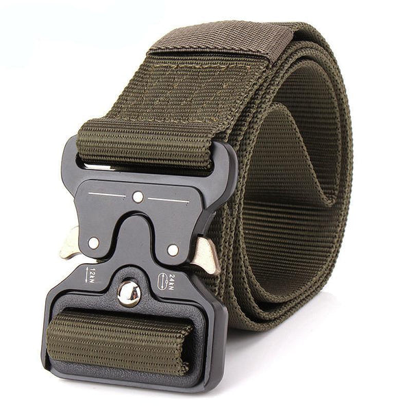 Mens Tactical Belt Military Belt