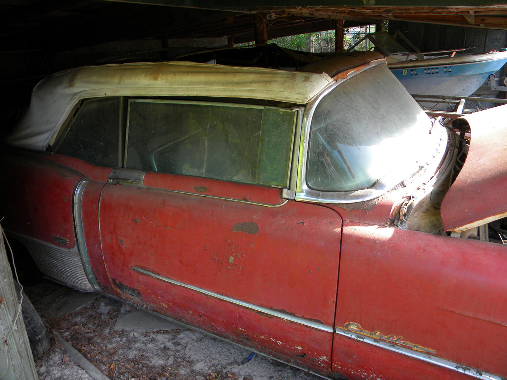 Barn Find Cadillac