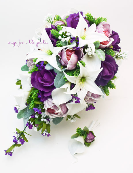 Reserved - Sample Bridesmaid Bouquet