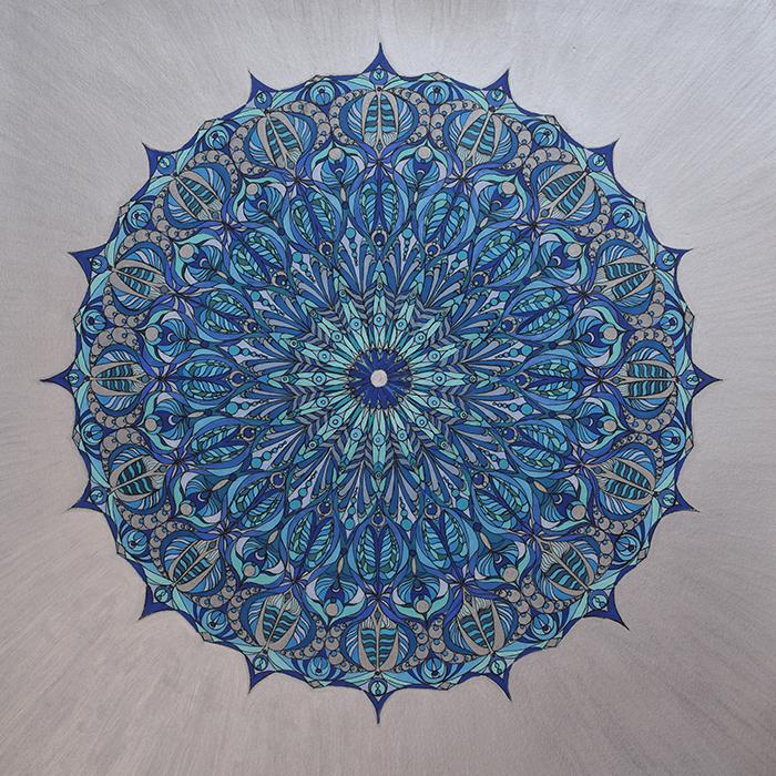 The Seed of Life Mandala