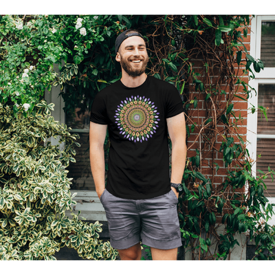 Men's Mandala t-shirt