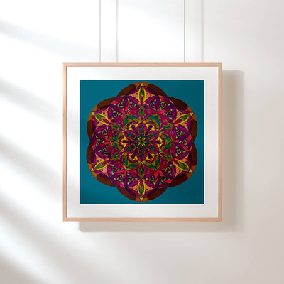 Fine Art Print - New Gaia