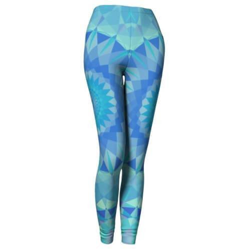 Aquamarine Leggings