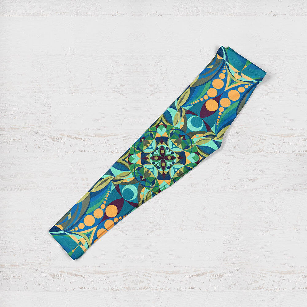 Children's Leggings - Green