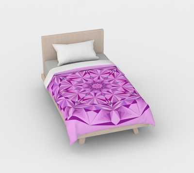 Duvet Cover Pink Diamond