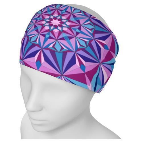 diamond yoga headband