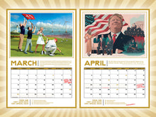 Big Beautiful Wall Calendar - Trumped Up Cards