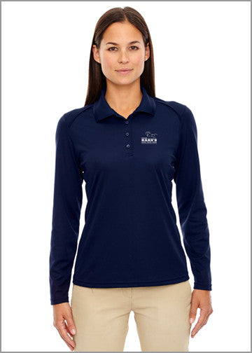 Women's Snag Protection Long Sleeve Polo