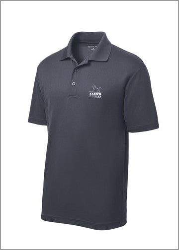 Youth PosiCharge RacerMesh Polo