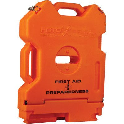 Fuel/Water Containers - ROTOPAX STORAGE PACK ORANGE 2GAL
