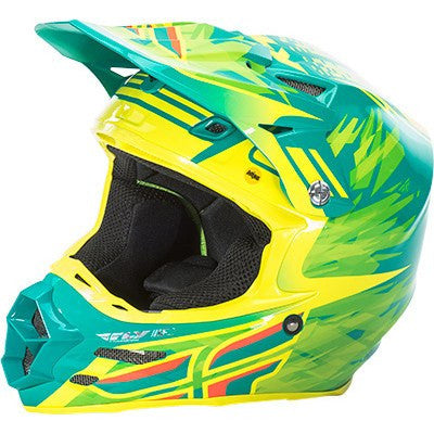 FLY Racing F2 CARBON MIPS Motocross Helmets Short Replica