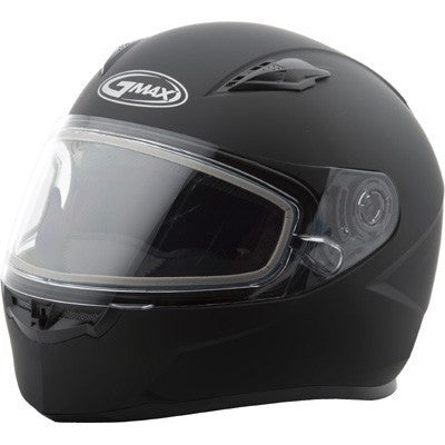 Snow - GMAX FF49 Full Face SEKTOR Cold Weather Motorcycle Helmet Flat Black