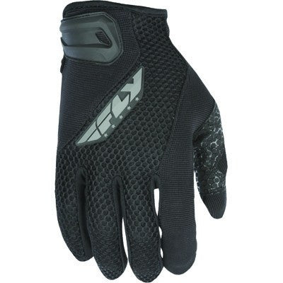 Street Gloves - FLY Street COOLPRO II Motorcycle Gloves Black