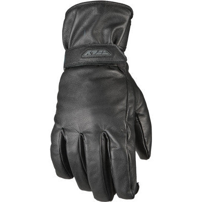 Street Gloves - FLY Street RUMBLE CW Motorcycle Glove Black