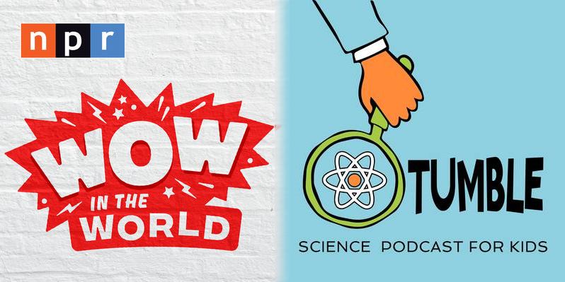 The Podcasts Inspiring the Scientists of Tomorrow