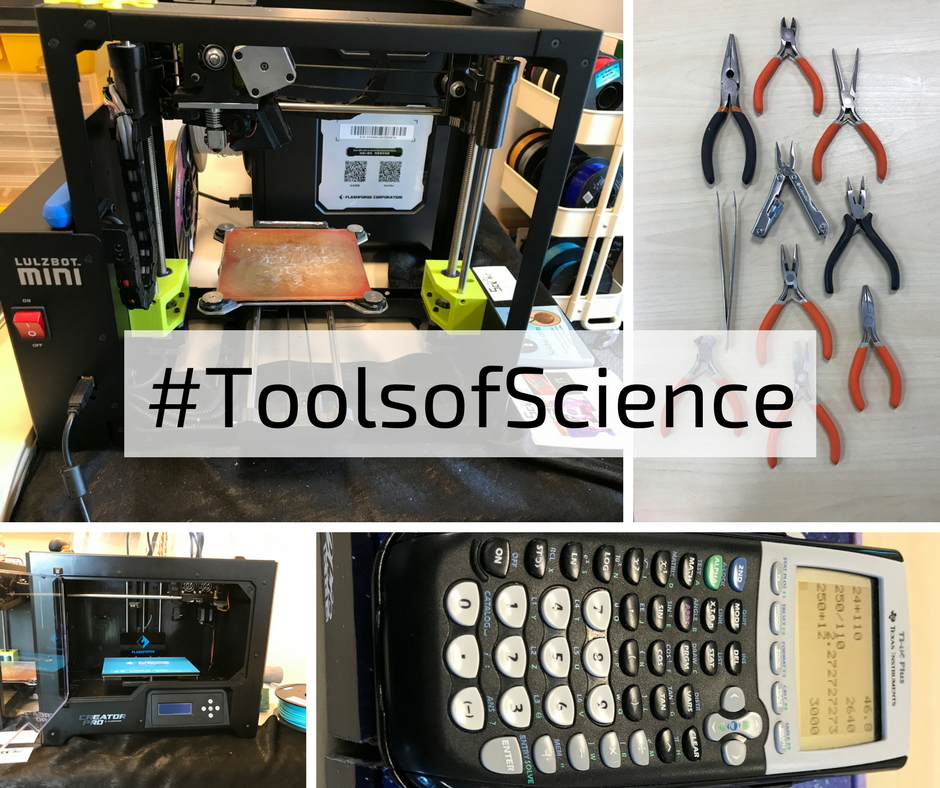 The Tools of Science