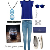 Science Outfit of the Day: It's in your genes