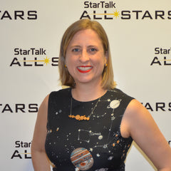 Emily Rice Startorialist Space Fashion
