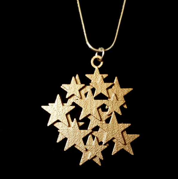 Science jewelry space jewelry star necklace star jewelry star field necklace starfield necklace science teacher gift
