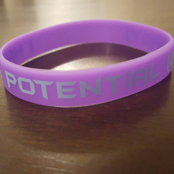I Have Potential (Energy) Bracelet