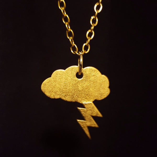 Lightning Strike Necklace
