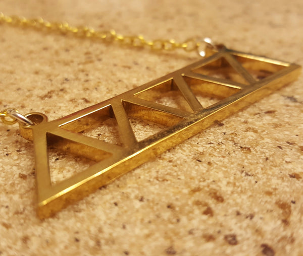 Bridge Across Necklace
