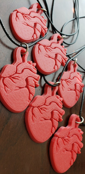 Anatomical Heat Necklace