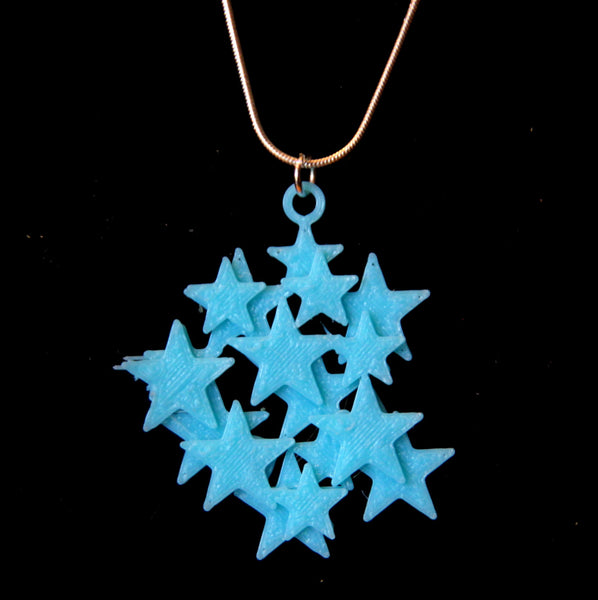 Starfield Necklace