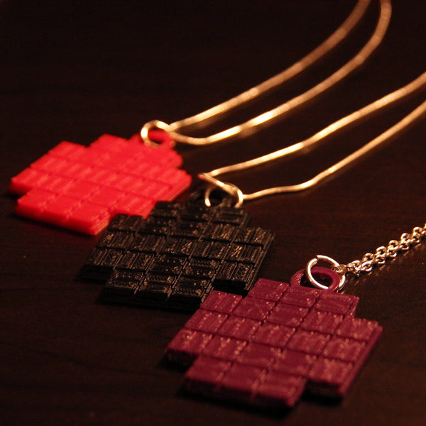 Science jewelry kepler necklace nasa necklace science gift 3d printed kepler jewelry