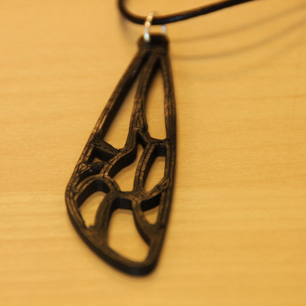 Dragonfly Wing Necklace