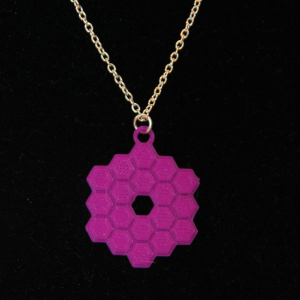 James Webb Space Telescope Necklace